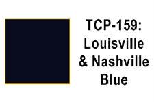 Louisville & Nashville Blue (1 oz)<<< We combine shipping>>> Tru-Color Paint 159