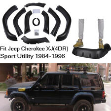 For Jeep Cherokee XJ Sport Utility 84-96 Pocket Style 5'' Fender Flares 10912-07