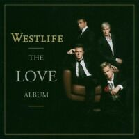 "WESTLIFE ""THE LOVE ALBUM"" CD NEUWARE"