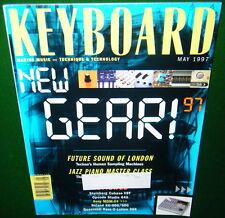 1997 Steinberg Cubase VST Roland KC-300/500 Sony MDM-X4 Review Keyboard Magazine