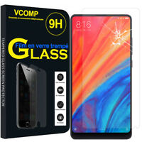 "1 Film Verre Trempe Protecteur Protection Haute Qualite Xiaomi Mi Mix 2S 5.99"""