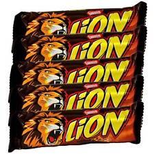 Nestle lion chocolat lion original 40 tablettes de chocolat (full box)