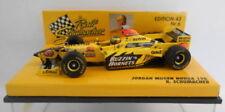 Véhicules miniatures en acier embouti pour Honda 1:43