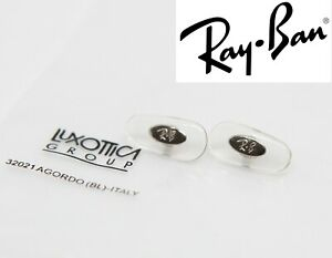 Brand New RB Eyeglasses Sunglasses NOSE PADS Slot-In Plug-In for RB Original