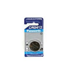 Panasonix CR2412 3V  Knopfzellen