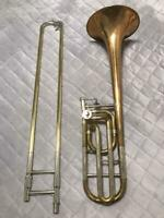 Courtois Trombone 440BR Jack Morge Model