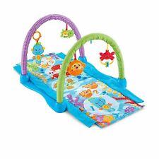 Fisher Price Kick-N-Crawl Musical Seahorse Play Mat Gym