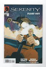 Serenity: Float Out (Dark Horse Comics 2010) #1 One-Shot Stockton Variant (VF+)
