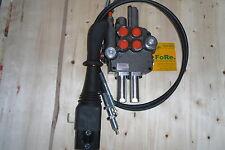 Hydraulische  Gerätebetätigung Steuerventil Frontlader Steuergerät 80 l DW DW