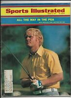 A Sports Illustrated Magazine ~ March 8 1971 ~ Jack Nicklaus Wins Golf PGA