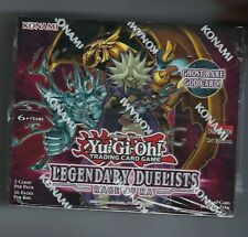 Konami YuGiOh Legendary Duelists Rage of RA Booster Box