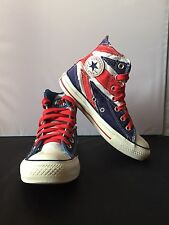 Converse Uk 3 The Who Shoes/Boots