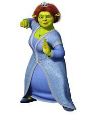 Ex Hire Fancy Dress - Princess Fiona (Shrek) Blue Dress Medium WORLD BOOK DAY