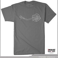 DJ TONE ARM T SHIRT VARIOUS COLORS  SIZES M-2XL  1200 TURNTABLE MUSIC PRODUCER