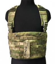Vest base VYMPEL (MOLLE) With Pocket for Armor in A-TACS FG (76) pattern by ANA