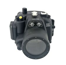 40M 130ft Underwater Diving Waterproof Housing Case for Canon 600D Rebel T3i