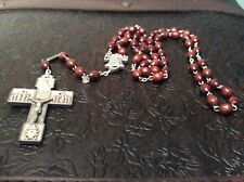 Pope Francis Blessed Rosary 9/27/15 Commemorative Collectable