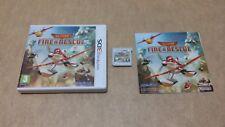 Disney Planes: Fire & Rescue (Nintendo 3DS) European Version PAL