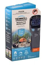 THERMACELL MOSQUITO REPELLER - RUGGED - Mozzie Sandflies Midges Insect Repellent