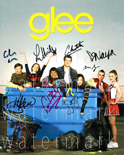 """Glee Naya Rivera signed 8x10"""" photo poster wall art picture autograph RP"""