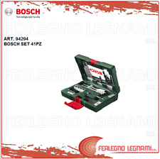 BOSCH SET 41 PZ ART. 94294