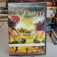 Facing the Giants  60% OFF 4+ DVD $2 Each
