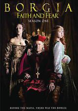 The Borgias: The First Season (DVD) NEW/SEALED