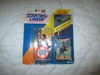 KENNER 1992 STARTING LINEUP -MLB BRET SABERHAGEN NEW YORK METS