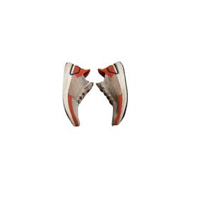 Adidas Ultraboost 19 Raw White Active Orange F35245 Running Shoes Men's 11.5 US