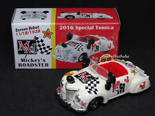 Tomica Tokyo Disneyland 2016 Special 28MM Mickey's Roadster Diecast Car TDR