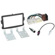 Kit montaggio autoradio stereo  mascherina 2 DIN RENAULT DACIA duster sandero gr
