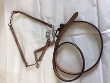 Pre-loved Leather Women's Belts (set of 2)
