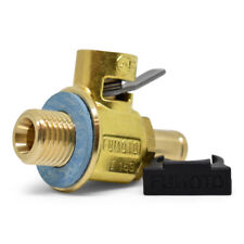 F105N (20mm-1.5) Long Nipple Fumoto Oil Drain Valve with Lever Clip