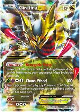 Pokemon 57/98 1x Holo Giratina EX x1 LP/LP+ x 1 57/98