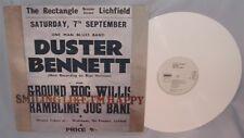 LP DUSTER BENNETT Smiling Like I'm Happy FLEETWOOD MAC White Vinyl NEAR MINT