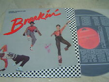 "BREAKIN' 1984(KOREA LP 12"")10TRACKS OLLIE & JERRY/bar-kays/CHAKA KHAN/ost"