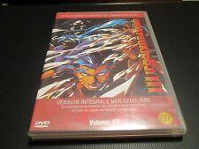 "DVD ""UROTSUKIDOJI 3 III, VOLUME 1/2"" manga"