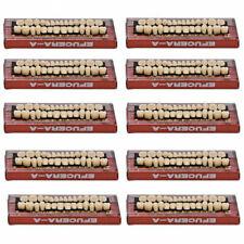 10 Sets Dental Acrylic Resin Teeth Denture Full Set Upper Lower Shade 23 A2