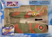 New Ray - 1:48 Scale Pilot Model Kit Spit Fire (BBNR20217SF)