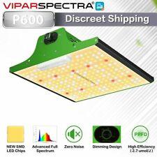 VIPARSPECTRA P600 600W LED Grow Light Full Spectrum for Indoor Plants Veg Flower