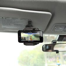 Car Sun Visor Rearview Mirror Mount Holder Stand For PDA GPS Phone Camera DVR
