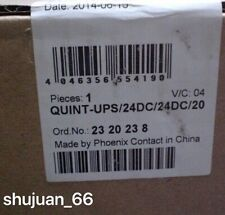 1PCS QUINT-UPS/ 24DC/ 24DC/20 2320238 NEW IN BOX FAST DELIVERY