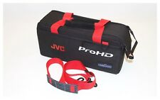 camRade camBag Single Small with JVC print.