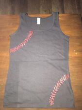 Baseball Mom Shirt Tank Top