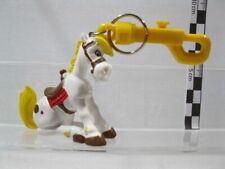 Lucky Luke  Schleich 1984:  Schlüsselanhänger mit Jolly Jumper   60525