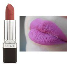 """Rouge à lèvres mat violet """" IDEAL LILAC """" AVON - longue tenue, ne déssèche pas"""