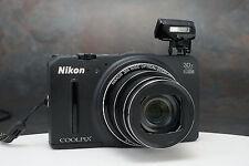 - Nikon Coolpix S9700 Digital Camera