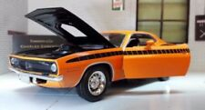 Modellini statici di auto , furgoni e camion arancioni plastici marca New-Ray