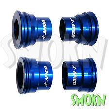 Apico Front & Rear Wheel Spacers KTM SX-F XC-F 250 350 450 505 525 03-12 Blue