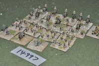 10mm WW1 / british - middle east recce battle group - inf (14997)